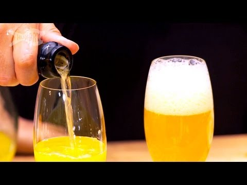 Beermosa - The Beer Chicks - YouTube