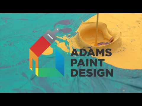 Adams Paint Design web feed