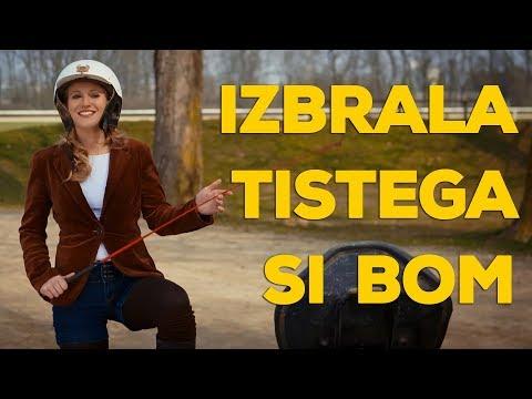 S.O.S. kvintet - IZBRALA TISTEGA SI BOM (Official video)