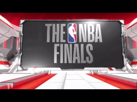 NBA 2k18 PLAYOFFS FINALS WARRIORS vs. Raptors Game 3.