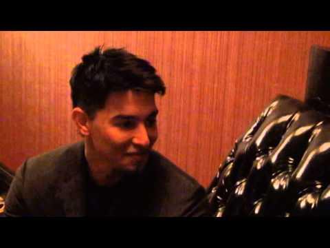 2013 michael jasckson one vegas show interview of Jamie King