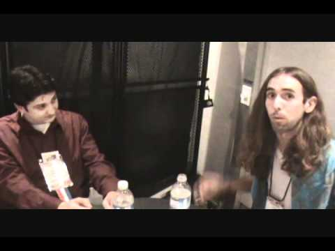 Stagg Cymbals Interview with Andrew Swift NAMM 2011