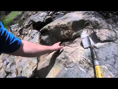 VIDEO TOUR:  AMRA ALBIE 2 CLAIM; Gold mining Northern California.