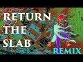 Return the Slab (King Ramses Remix) - Courage the Cowardly Dog
