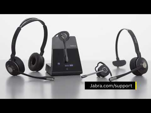 How To Use The Jabra Engage Training And Conference Feature Youtube