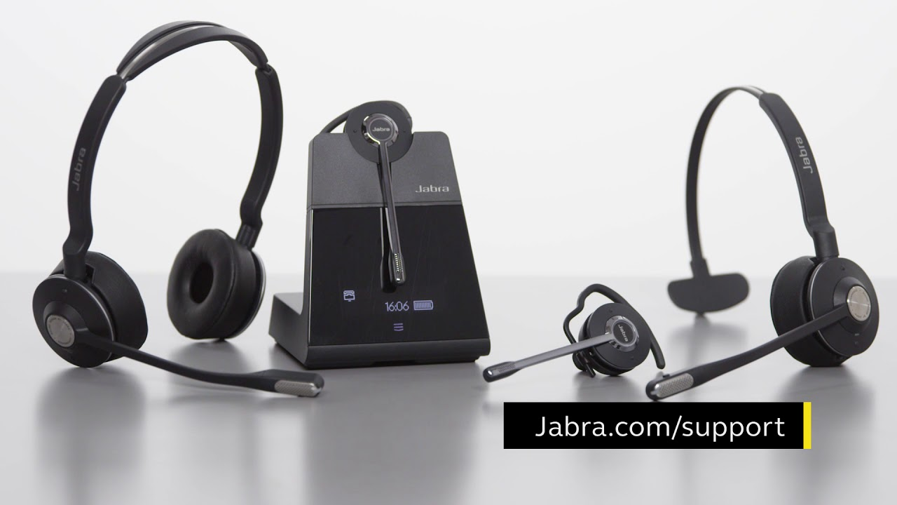 Video Jabra Support