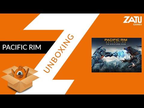 Pacific Rim Unboxing