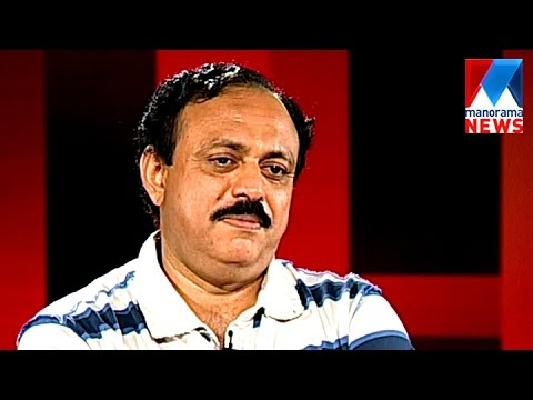 G Suresh Kumar in NereChowe   Old episode    Manorama News