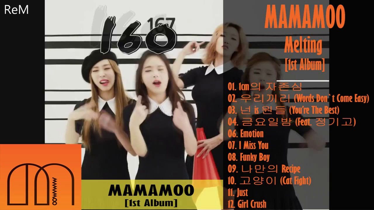 Mamamoo album download zip