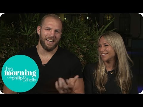 I'm A Celeb: James Haskell Looks Back At His 'Hangry' Episode | This Morning