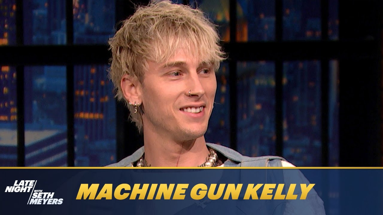 Download Machine Gun Kelly Spent a Legendary Day with Pete Davidson and Dave Chappelle