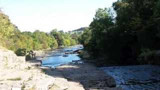 aysgarth falls 2010 gsb mov