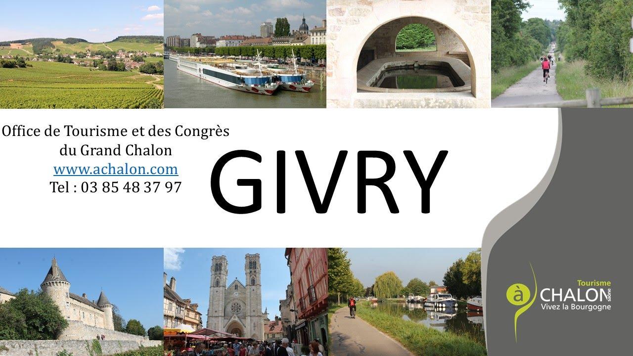 Givry grand chalon bourgogne c te chalonnaise office de tourisme et des congr s du grand - Office du tourisme et des congres du grand lyon ...