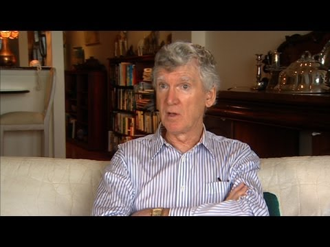 David Williamson on writing for film versus theatre