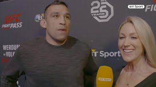 """I want the belt again!"" Werdum wants UFC London victory for third title push"