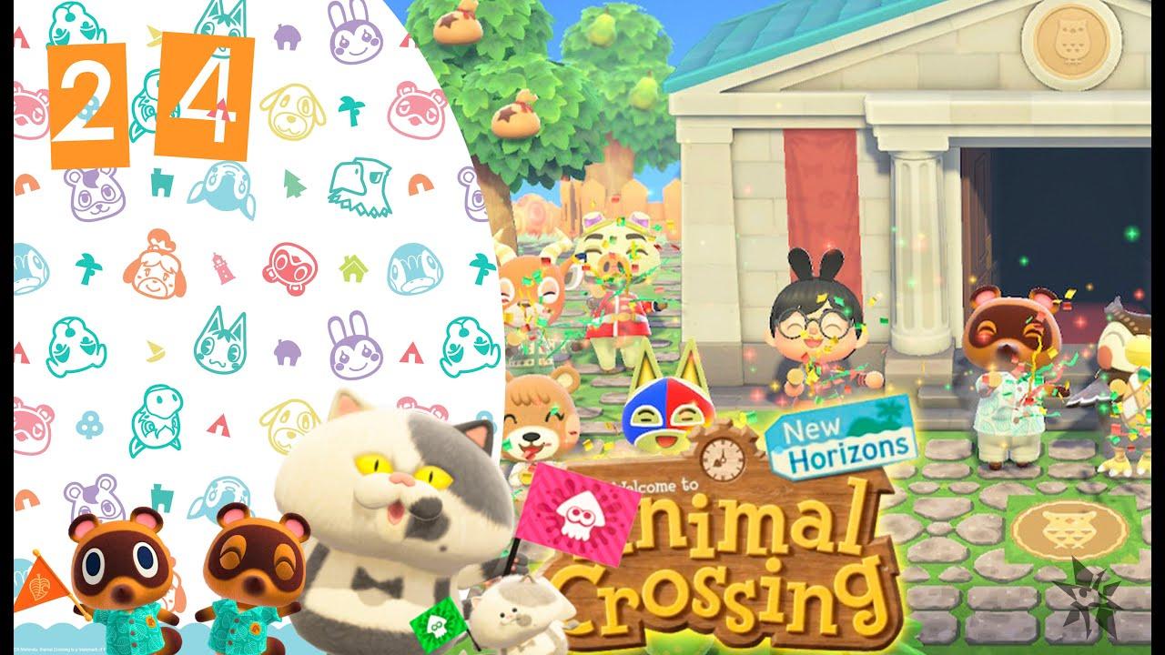 Animal Crossing New Horizons   Gameplay #24   Como Jugar ...