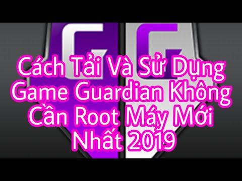 Hướng dẫn Cách Tải Và Sử Dụng Game Guadian Để Hack All Game !!! (Ko Cần Root) Hack Jurassic World!!!