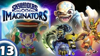 PREPARIAMO LA TORTA PER KAOS! Skylanders Imaginators Gameplay Ita