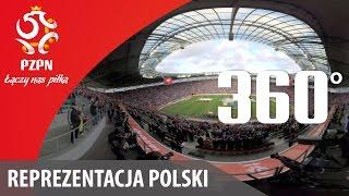 360° | Wyjątkowe kulisy meczu Polska - Finlandia | 26.03.2016r.