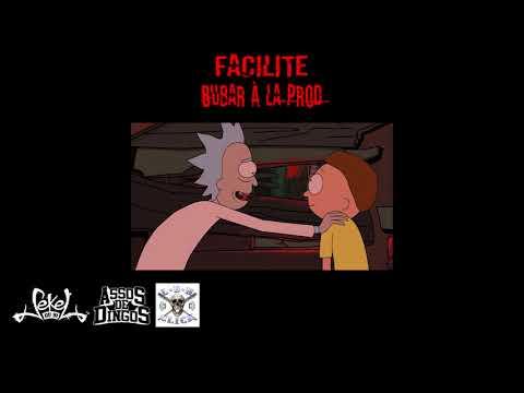 Youtube: Facilité – Sekel du 91 –  Rick & Morty style – Bubar à la prod