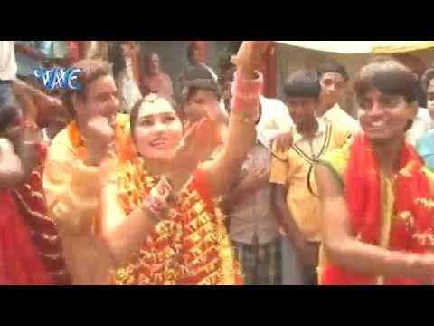 चौकी चौकिया माई के - Maiya Ji Ka Dham Beautiful   Devendra Pathak   Bhojpuri Devi Geet