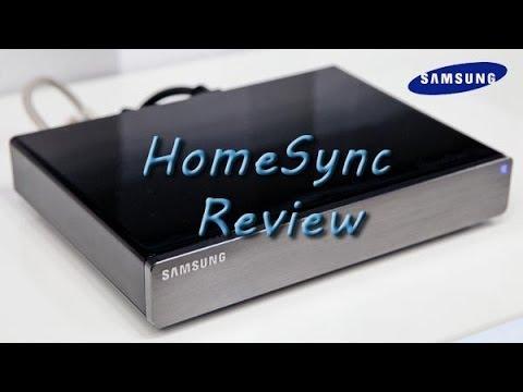 Samsung HomeSync Review