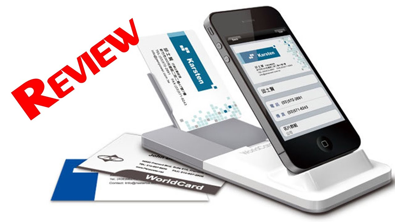 Review: WorldCard Link Pro