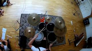 Heathens - Twenty One Pilots - Drum Cover (COOP3RDRUMM3R, ixora)