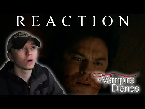 The Vampire Diaries S8E6 'Detoured On Some Random Backwoods Path To Hell' REACTION