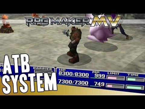 RPG MAKER MV TUTORIAL ITA | Guida Completa: ATB System (Final Fantasy)