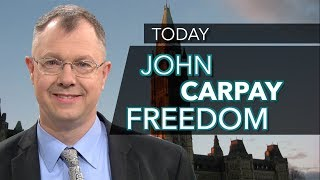 FULL SHOW // Alberta Christian Schools Fight for Freedom // Guest: John Carpay