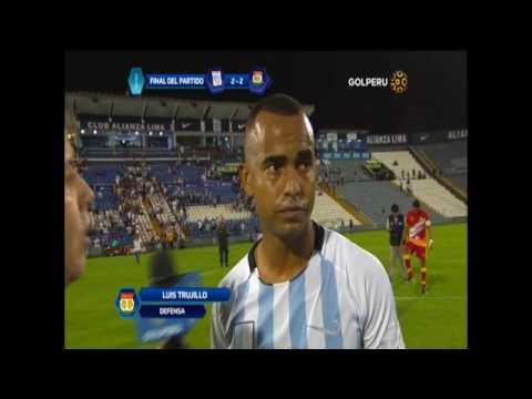 Luis Trujillo (Sport Huancayo): 'Sobre Su Celebración, Emoción Por La Entrega De Mis Compañeros'