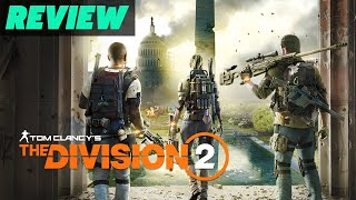 Tom Clancy's The Division 2 Review (Video Game Video Review)