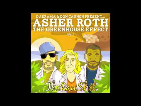Asher Roth - Actin' Up (ft. Justin Bieber, Chris Brown & Rye Rye) [The Greenhouse Effect Vol. 2]