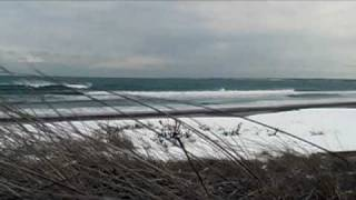 Relaxing Nature Scenes - Scenic Video Winter Ocean