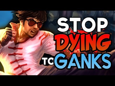 STOP Dying to Ganks while still winning your lane (League of Legends)