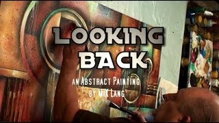Abstract Underpainting Techniques, Washes,Blending,How to M.Lang