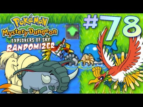 Pokémon Mystery Dungeon: Explorers of Sky...