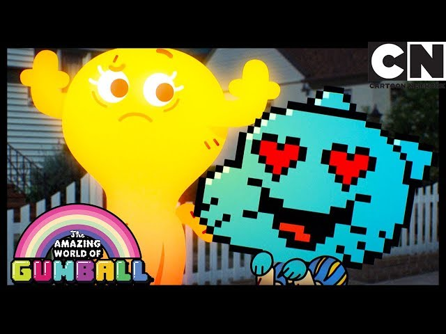 Gumball | A Penny Transformation | The Romantic | Cartoon Network