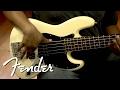 Fender Modern Player Jazz Bass V Demo   Fender