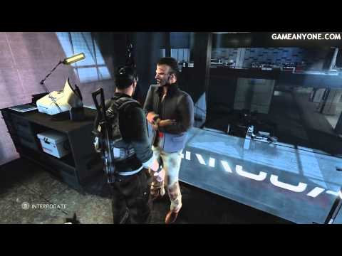 Splinter Cell Conviction - Part 8 Third Echelon HQ
