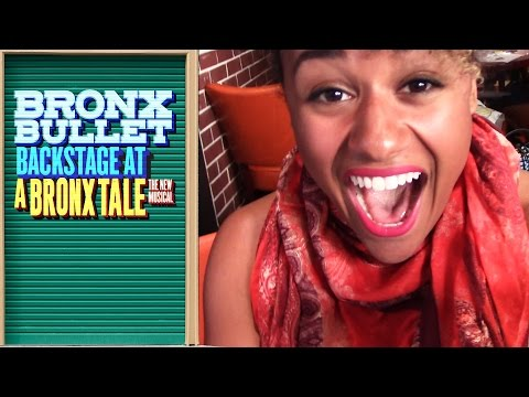 Episode 1 - Bronx Bullet: Backstage at A BRONX TALE with Ariana DeBose