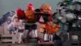 Watch Power Rangers Unite video
