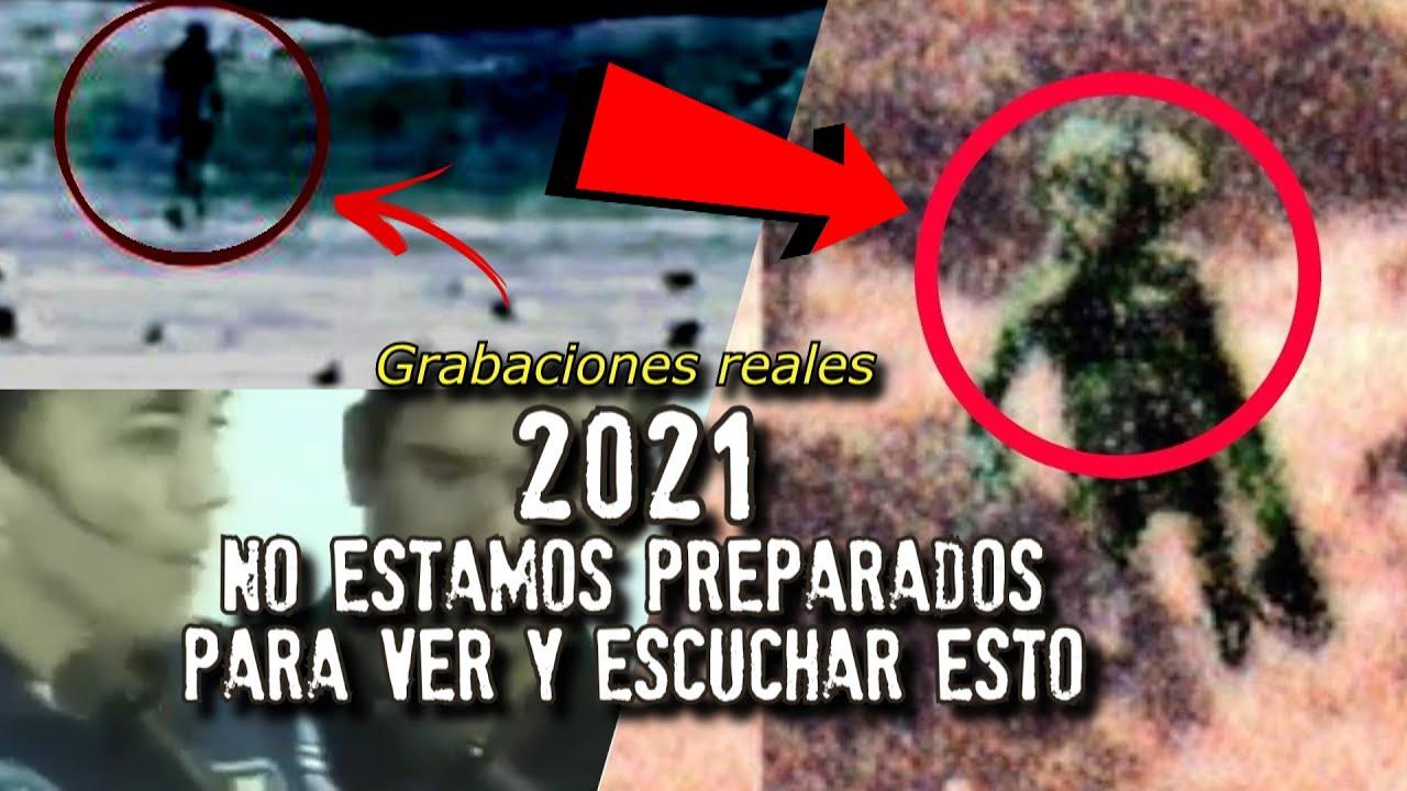 2021 NO ESTAMOS PREPARADOS PARA VER Y ESCUCHAR ESTO   GRABACIONES REALES