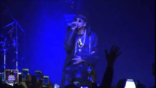 august alsina performs during sigma week 2015