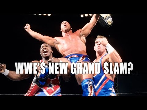 5 winners of WWE's new Grand Slam: 5 Things