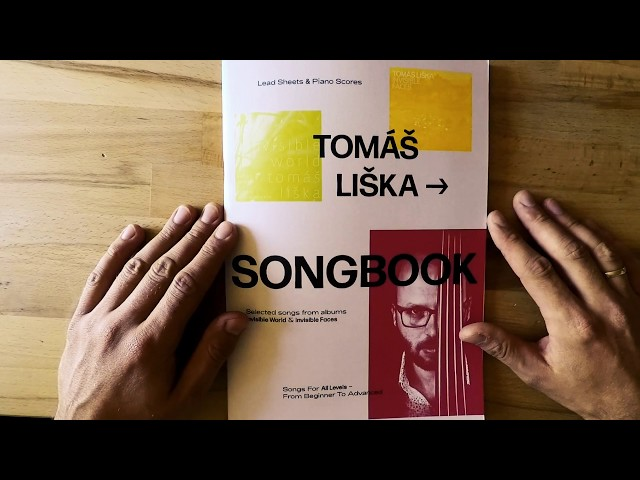 SONGBOOK of the albums INVISIBLE WORLD & INVISIBLE FACES