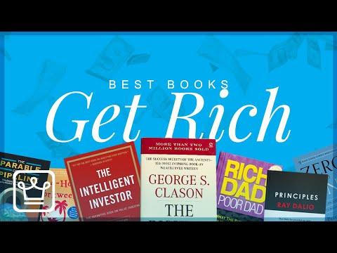 15 Best Books to Get Rich