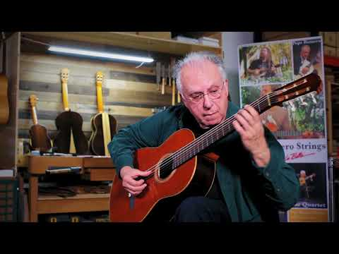 Pepe Romero Fantasia  Guitar #280