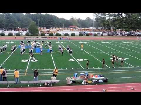 Lithonia High School Halftime Show